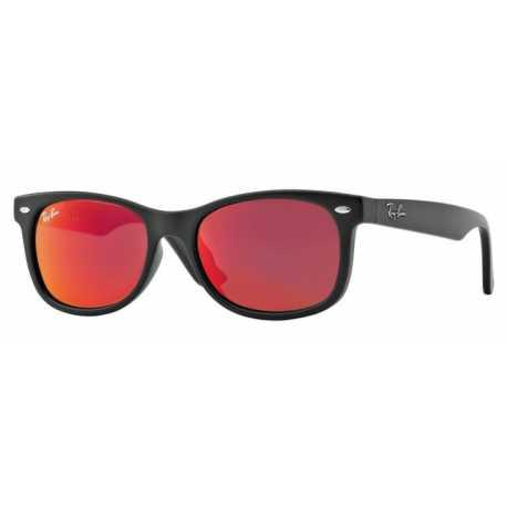 Ray-Ban rb 9052S JUNIOR col. 100S/6Q rozm. 47/15 okulary przeciwsłoneczne dla dzieci