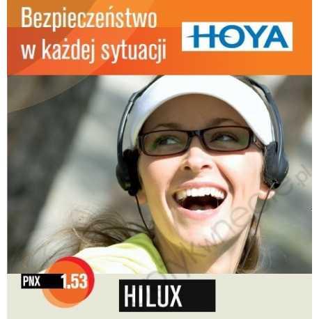 Szkła z materiału Trivex Hilux PNX HVA