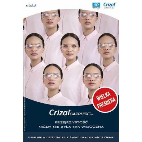 Stylis 1.67 Crizal Sapphire Crizal Prevencia