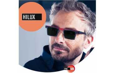 Hilux 1.60 SUN cienkie szkła przeciwsłoneczne antyrefleksem Hi-Vision LongLife