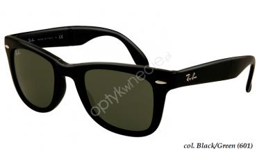 okulary przeciwsłoneczne ray-ban wayfarer folding rb 4105 601