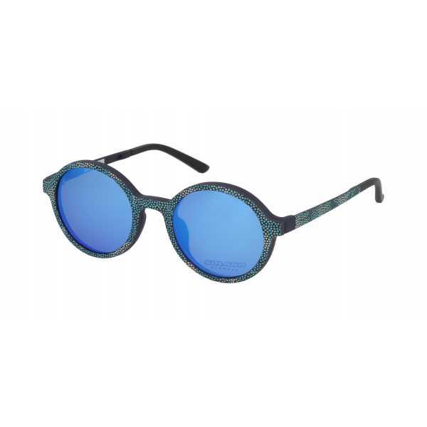 oprawki okulary korekcyjne lenonki z nasadką przeciwsłoneczną Solano CL 50018 D