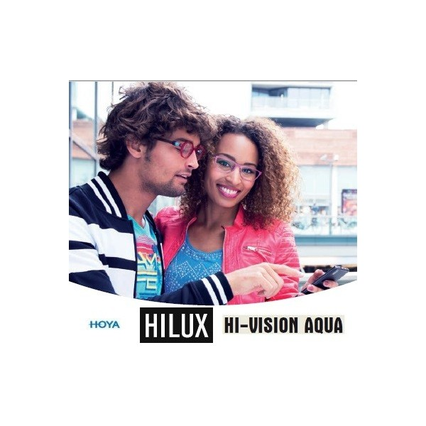 cienkie i lekkie szkła korekcyjne Hoya Hilux 1.6 HVA