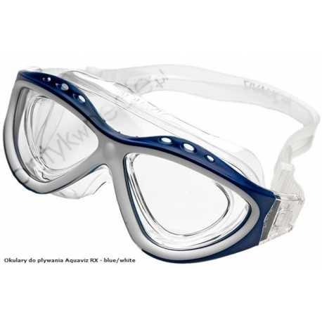 Aquaviz okulary do pływania korekcyjne z korekcją