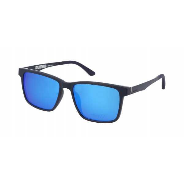 oprawki okulary korekcyjne z nakładką przeciwsłoneczną Solano CL 90049 B
