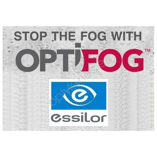 Ormix 1,6 Optifog - nieparujące cienkie szkła korekcyjne z antyrefleksem