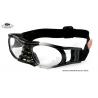 Sziols Indoor - rozmiar L Black - sportowe okulary ochronne