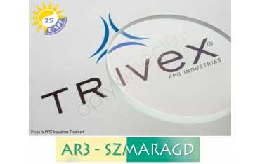 Szkła Trivex Izoplast 153 Szmaragd UV