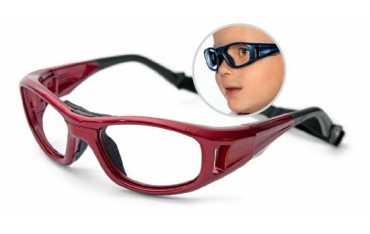 okulary sportowe korekcyjne Leader c2 dla dzieci