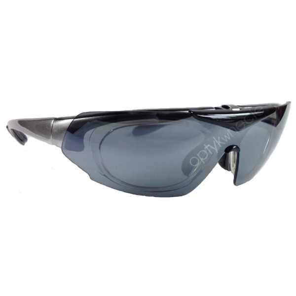 okuary sportowe Shoptic 8915 01 obecnie 454012010 srebrne