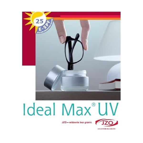 Bardzo cienkie szkła Izoplast 167 Ideal Max UV