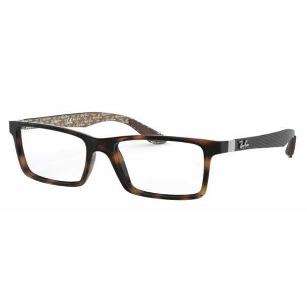 oprawki okulary ray-ban carbon tech rb8901 kolor havana 5846