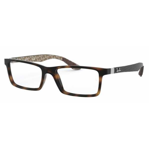 oprawki okulary ray-ban carbon tech rb8901 kolor havana 5846