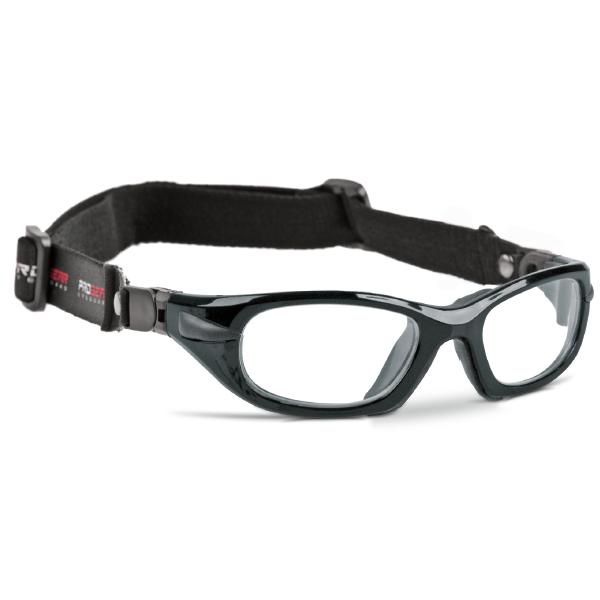 okulary sportowe ochronne progear eyeguard metallic black