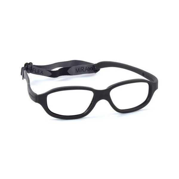 oprawki okulary sportowe Miraflex Nicki 48 czarne JS