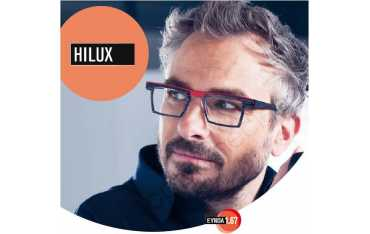Hilux Eynoa 1.67 Hi-Vision Longlife - bardzo cienkie szkła z antyrefleksem