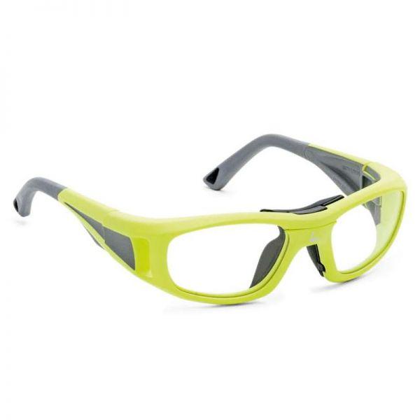 okulary sportowe korekcyjne Leader c2 dla dzieci neonki