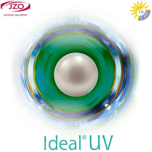 szkła okularowe Izoplast 150 Ideal UV ET do okularów na żyłkę