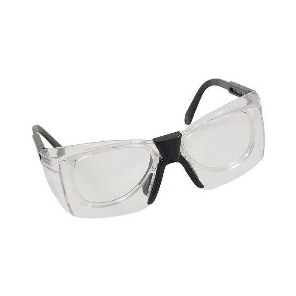 okulary ochronne do pracy z wkładką korekcyjną model 9854N-D