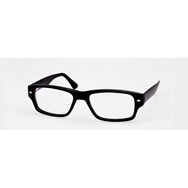 męskie oprawki okularowe kamex kx-25 czarne