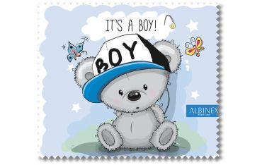 Ściereczka mikrofazowa - It's a Boy
