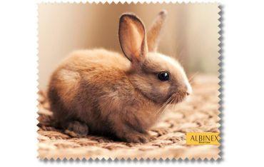 Ściereczka mikrofazowa - króliczek