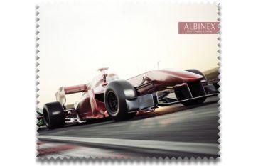 Ściereczka mikrofazowa - samochód wyścigowy
