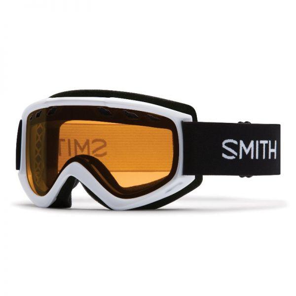 Gogle na narty i snowboard ze szkłami korekcyjnymi Smith Casacade Classic białe