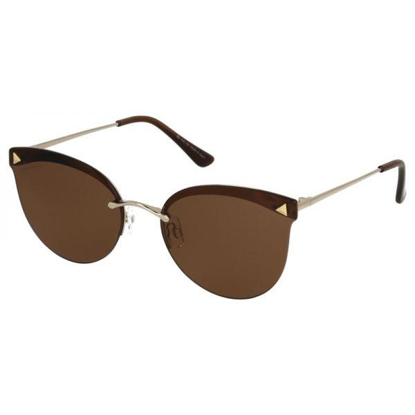 damskie okulary przeciwłoneczne z polaryzacją solano ss 10355 c