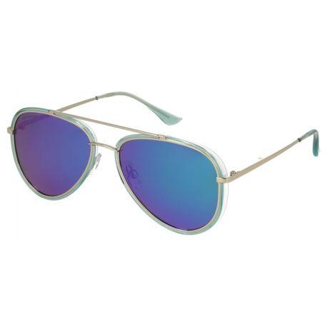 damskie okulary przeciwłoneczne z polaryzacją solano ss 10371 b