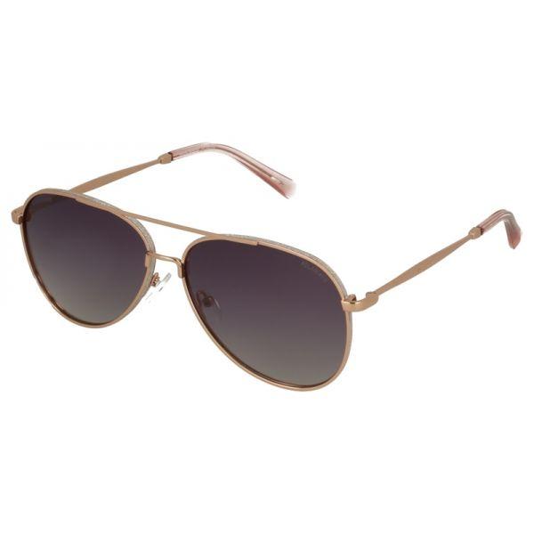 damskie okulary przeciwłoneczne z polaryzacją solano ss 10379 b