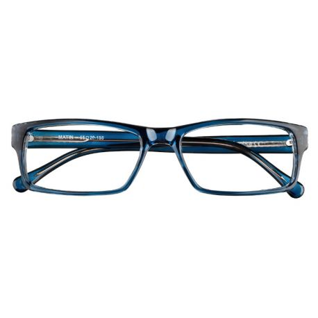 męskie okulary korekcyjne oprawki Matin granatowe  Dek Optica