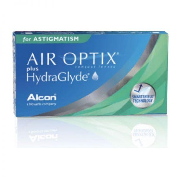 soczewki kontaktowe air optix plus hydra glyde for astigmatism 3 sztuki w opakowaniu