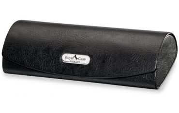 Etui na okulary Royal Case model 80.058 c.1 czarne