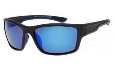 Fresco  FS 109-2 sportowe okulary z polaryzacją i lustrzanką