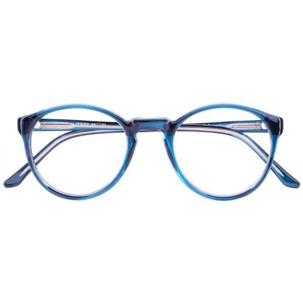 oprawki okulary korekcyjne Jerry Dekoptica granatowe