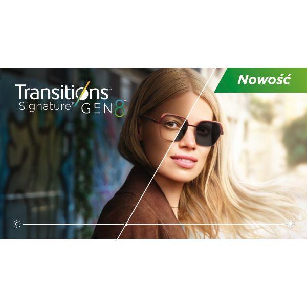 szkła fotochromowe Shamir Transitions VII Style Colors