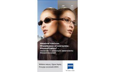 Fotochromy Zeiss Clarlet 1.5 PhotoFusion DuraVison Platinum UV