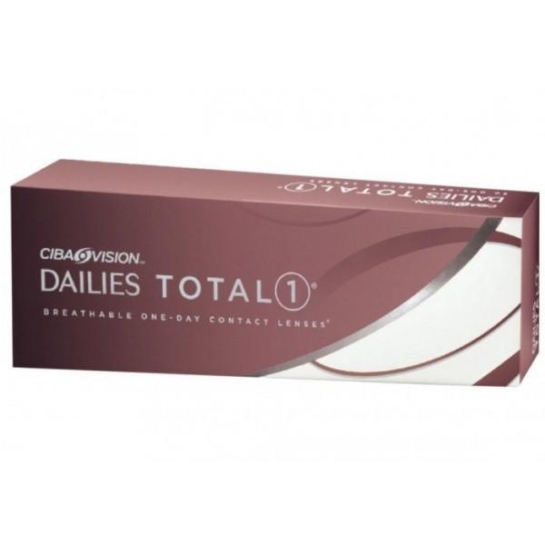 DAILIES Total 1 (30 szt.) - jednodniowe soczewki kontaktowe