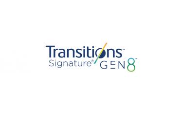 Izoplast 150M Transitions Gen8 Szmaragd UV szkła fotochromowe z antyrefleksem