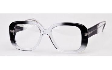Oprawki okulary korekcyjne Kamex C-23 col. 002 52/19 kolor czarny z transparentnym