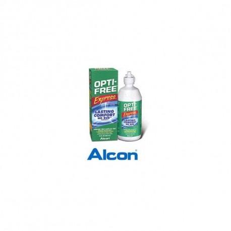 Opti Free Express 355 ml - płyn do miękkich soczewek kontaktowych