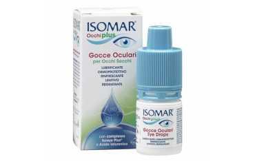 Isomar Occhi Plus - krople do suchych oczu