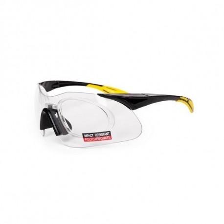 Okulary ochronne H1001.100 z wkładką korekcyjną