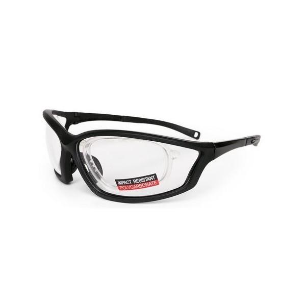 okulary ochronne do pracy z wkładką korekcyjną h1002.100