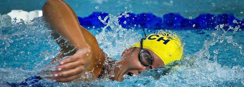 Okulary do pływania korekcyjne