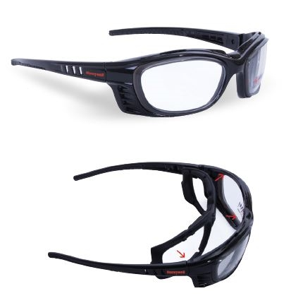okulary ochronne honeywell model SW09R