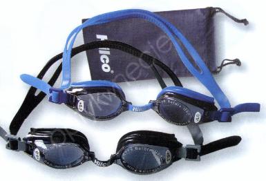 okulary do pływania korekcyjne Hilco Leader - kolory